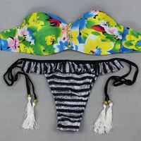 Push Up Bikini Set Sexy Women Brazilian Bikinis Women Bathing Suit Bottom and Tops Swimwear Summer Style Biquinis Swimsuit