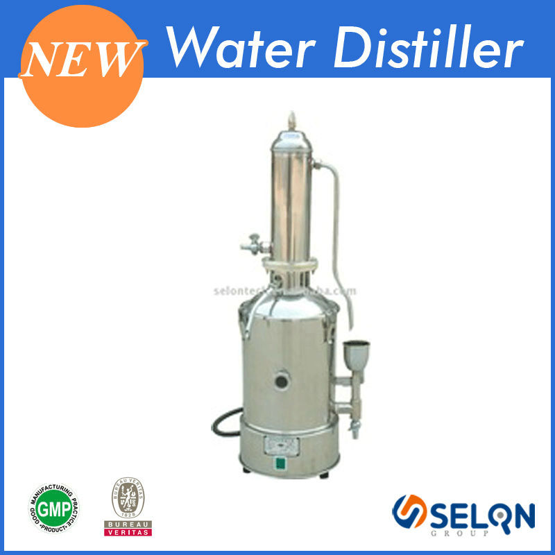 SELON TS -5/10/20L/h BRANDS OF DISTILLER WATER, DISTILLED WATER MACHINE, LABORATORY WATER DISTILLER
