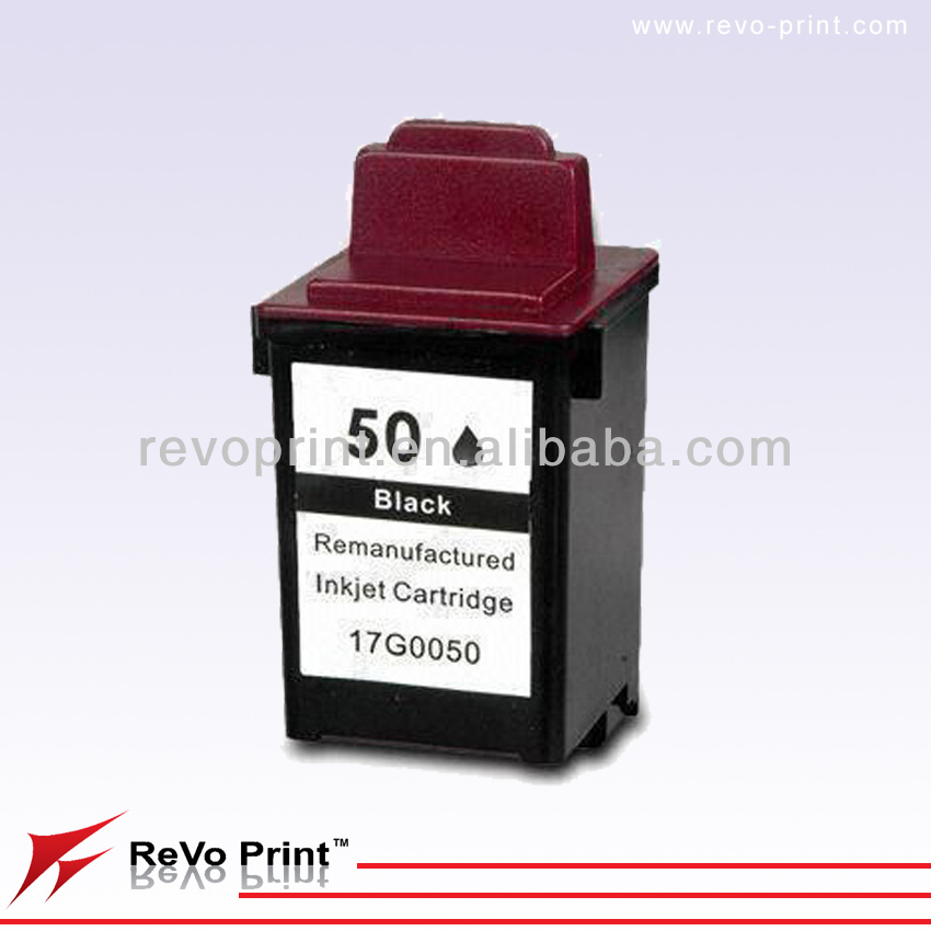 Compatible Ink Cartridges For Lexmark 17G0050 printhead