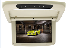 10.1 inch Roof Mounted motorized flip-down car monitor