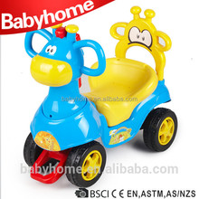2015 China factory new baby toys,baby seat bicycle,baby toy car