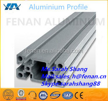 Industrial 2040 v slot aluminum extrusion for 3d printer