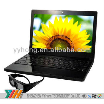 2014 Newest 17 Inch 4GB DDR3 500GB Laptop 3D Laptop