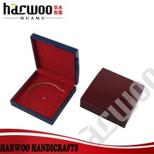 High-end wooden CD/DVD/USB box for sales