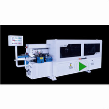 semi automatic pvc mdf edge banding machine