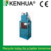 High efficiency hydraulic cotton bale press machine packer machine with best durability