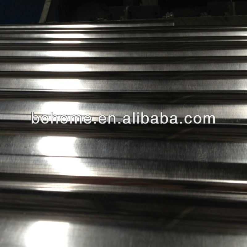 SUS/AISI 304 Small Diameter Thin Wall Stainless Steel Square Pipe and Tube