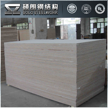 Low Price Excellent Insulated Fire Rated Plywood, Exterior Plywood Sheets