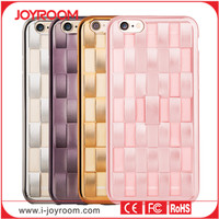 JOYROOM grid case for iPhone 6/ 6plus tpu case