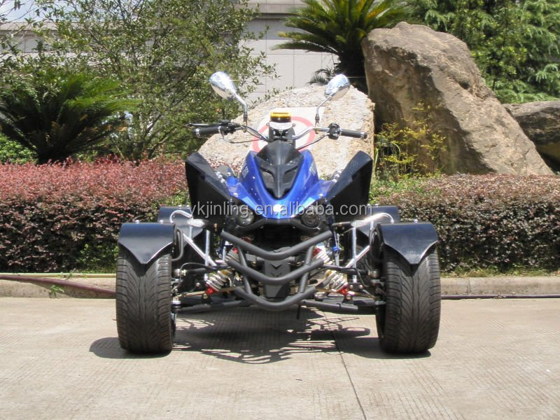 street legal atv for sale with engine loncin 300cc