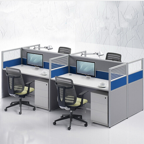 four seats workstation 2016 popular modern office furniture site