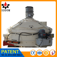High efficiency auto single axle concrete mixer machine spare parts