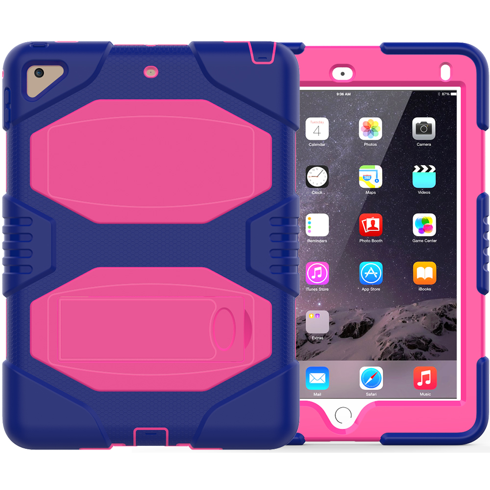 Guangzhou wholesale colorful shock absorbable table cover case for new ipad 9.7 inch