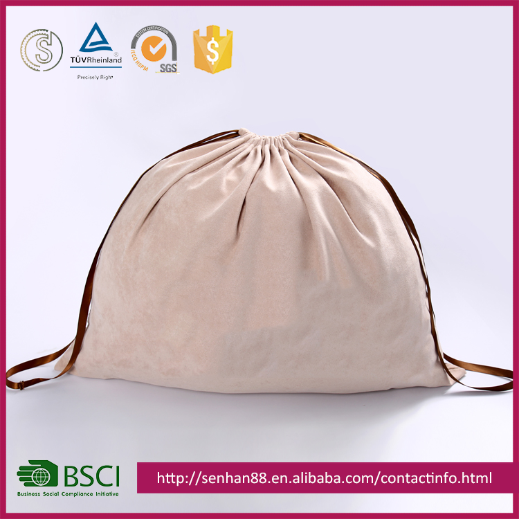 Factory Supplier Personalized Eco Friendly Organza Drawstring Bag