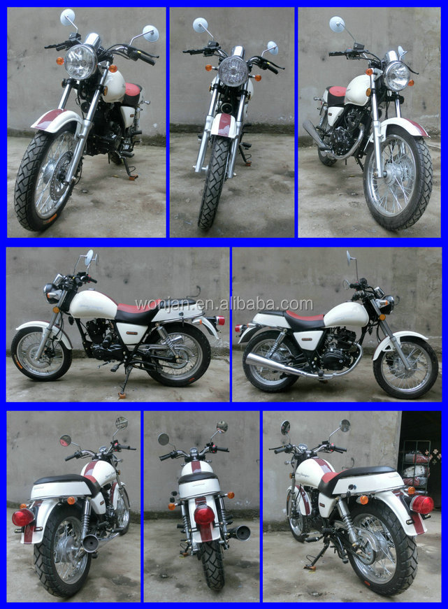 150cc Cruiser / Chopper motorcycle with Suzuki engine ,WJ150-C