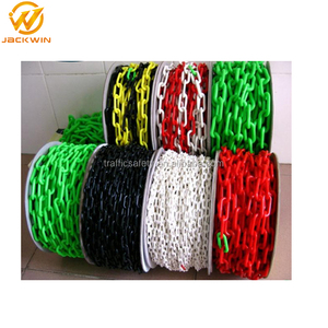 Round Shape Plastic Chain Link /Drag Chain/Roller Chain Traffic Facilites