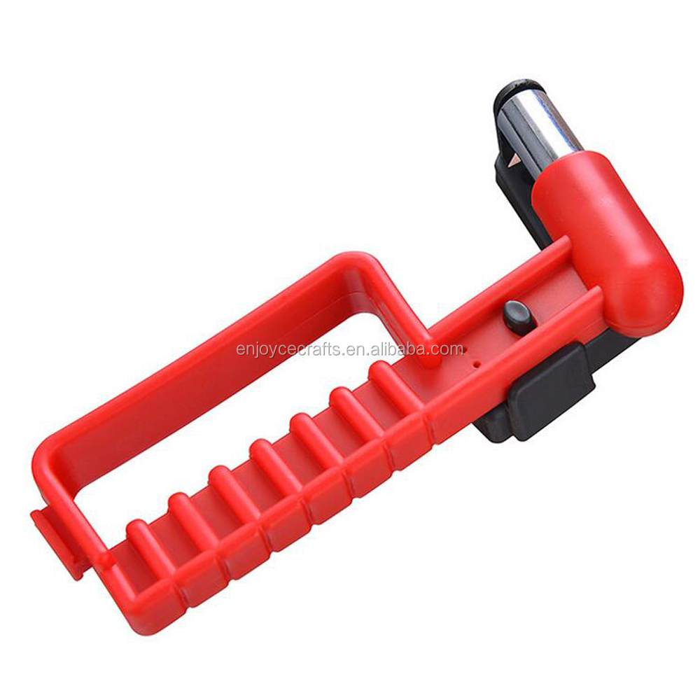 Wholesale 2 in 1 Car Emergency Safety Hammer Cutter Kit