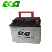 Automobiles battery 12v 80ah auto car battery 12v car battery
