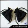 Latest Arrival Good Quality hot sale black packaging velvet bag for jewelry with competitive offer