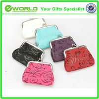 Ladies purse and handbags pu leather quality Wallet promotional small women purse Wholesale