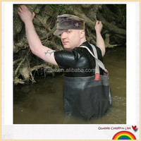 Heavy-duty chest waders waterproof fishing clothing