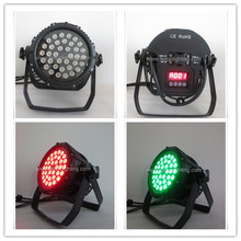 Outdoor waterproof rgbw 4in1 led stage par spotlight 36 10w led par light
