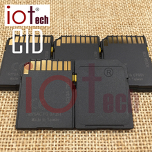 Custom Label Custom CID Number memory card sd 2gb/sd memory