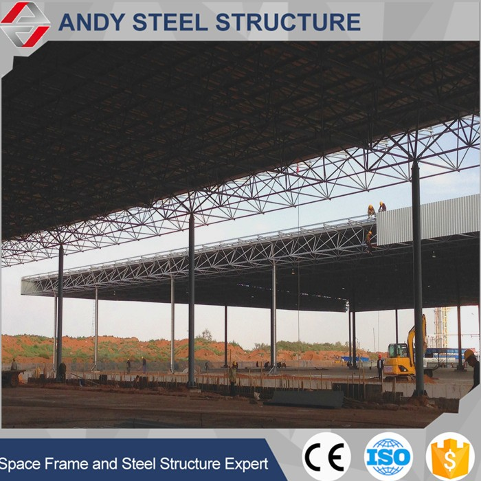 Reliable and Cheap steel beam warehouse building project