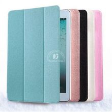 rock leather case smart cover case for ipad mini