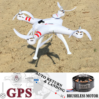 2.4G 4CH Unmanned Aerial Vehicle RC Quadcopter Professional Drone Helicopters For Sale
