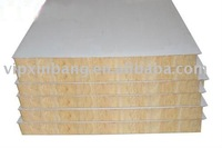 Rock / Mineral Wool Sandwich Panels