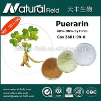 Critical process finshed pueraria extract anti cancer