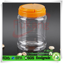 Plastic Storage Jar,Container.Food,Candy,Toys,Display,Organizer 30oz