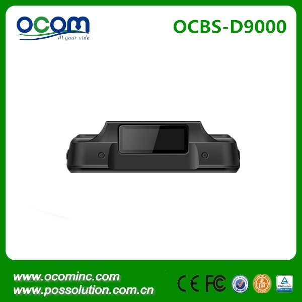 OCBS-D9000 RFID UHF WIFI GPS Handheld rugged pda barcode scanner android device