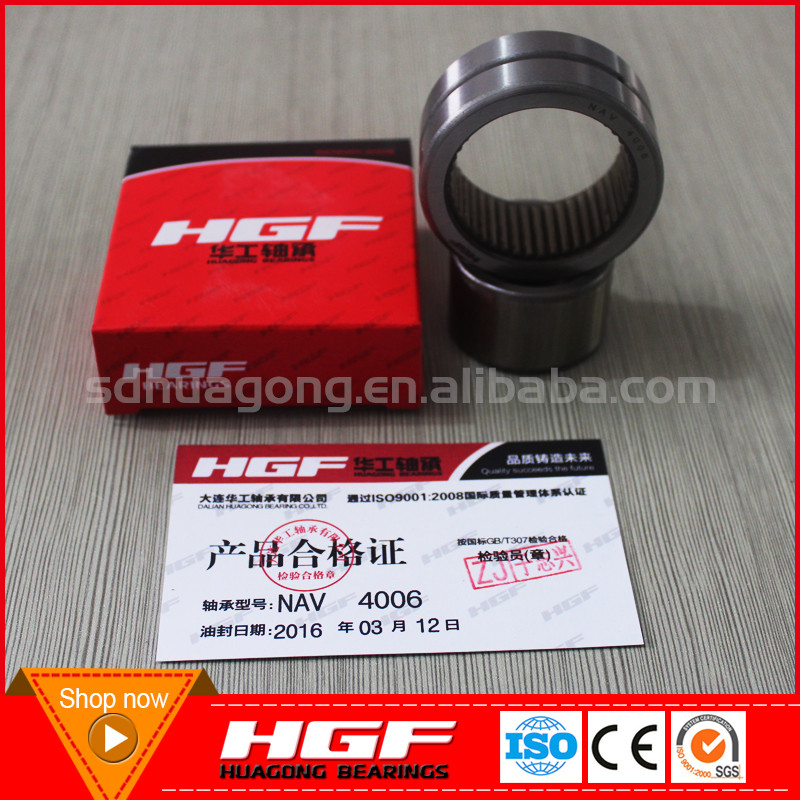 Without inner ring Needle roller bearing GTR304425 GTR 304425 without inner ring