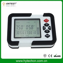 HT-2000 Industrial CO2/Temp/RH/ temperature humidity data logger with adapter