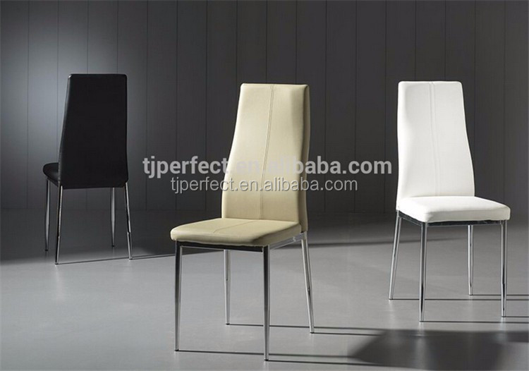 Steel Stacking Chairs High Chair Leg Dining Room Chairs