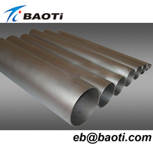 Stable performance seamless Titanium Tubes , Heat exchanger tubes in cold rolling
