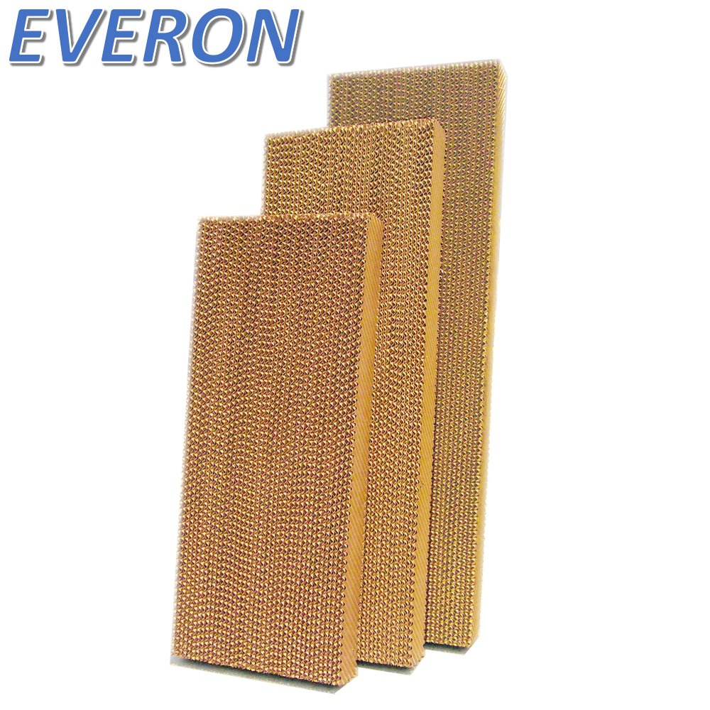 5090/7090 Cellulose Honeycomb Evaporative Cooling Pad for Poultry House