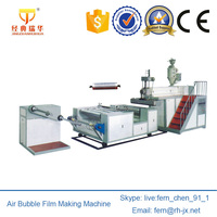 Plastic PE Bubble Film Machine from China Manufacturer
