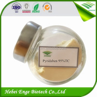 pyridaben 95% TC 15% EC 20%WP insecticide acaricide