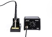 soldering station JCD 936A SMD Hot Tweezer Repair rework station intelligent lead free soldering station