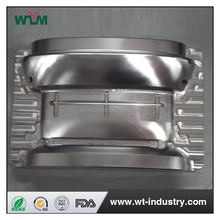 customized luxury car LED plastic part injection mould