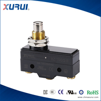 XZ-15Q-B UL&RoHS 15A/250VAC plunger type micro switch