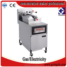 PFG-800 deep fryer filter machine/chicken wings fryer machine/electric deep fryer machine