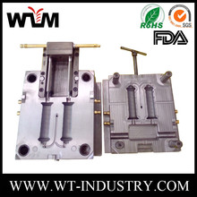 2017 prototype tooling plastic mold maker injection mold for rubber handles