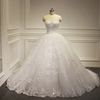 New Elegant Alibaba White Sweetheart Ball Gown Heavy Beaded Lace wedding Dresses Bridal Gown vestidos de novia 2016 LWB04