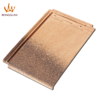 Clay material roofing tile, plain roof tile (F1-W206)