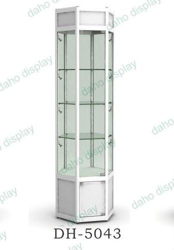 bijoux en verre de vitrine de magasin de d tail pr sentoire id de produit 500000074494 french. Black Bedroom Furniture Sets. Home Design Ideas