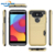 Maxshine armor tpu+pc cover case for LG Q8, card slot holder for LG Q8 cellphone case shockproof